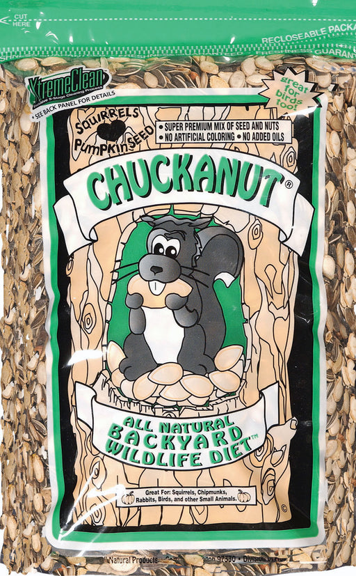 Chuckanut Products-Backyard Wildlife Diet 3 Pound - Key Pet Supplies