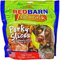 Redbarn Pet Products Inc - Porky Slices - Key Pet Supplies
