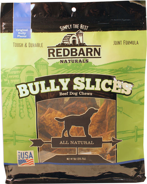 Redbarn Pet Products Inc - Bully Slices - Key Pet Supplies