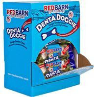 Redbarn Pet Products Inc - Denta Doggie Tough Dental Chew With Toothpaste - Key Pet Supplies