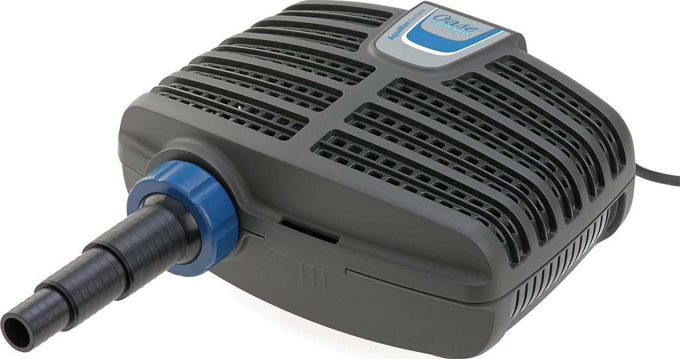 Oase-Living Water-Oase Aquamax Eco Classic Pond Pump- Gray 1900 Gph - Key Pet Supplies