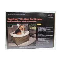 Solvit Products - Tagalong Booster Seat - Key Pet Supplies