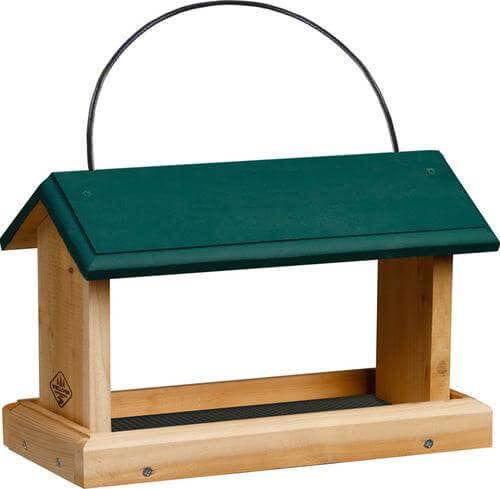 Welliver Outdoors - Open Air Feeder Cedar