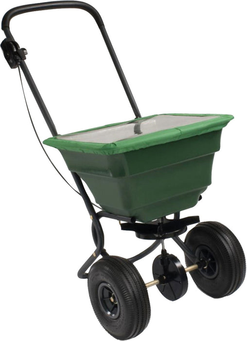 Precision Products Inc. - Pro Broadcast Spreader With Rain Cover - Key Pet Supplies