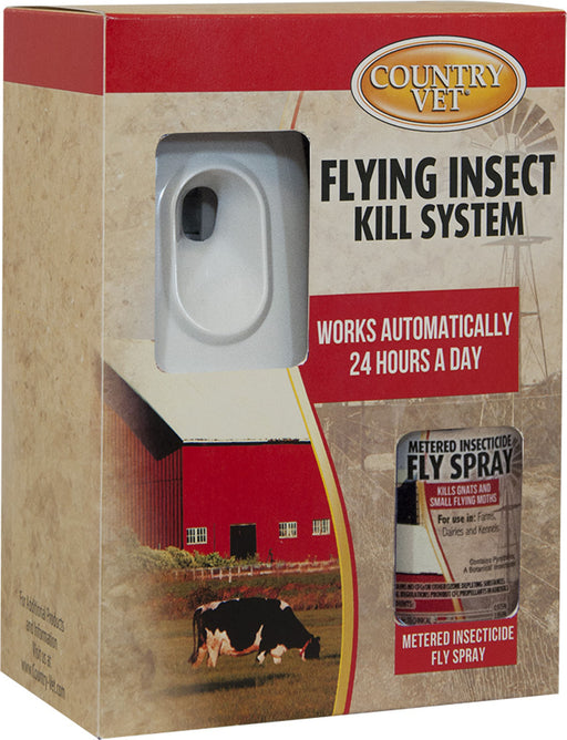 Amrep Inc. Dba         D - Country Vet Flying Insect Control Kit - Key Pet Supplies