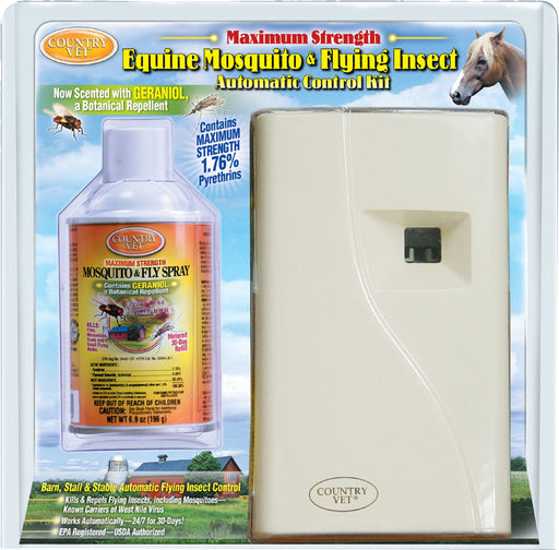 Amrep Inc. Dba         D - Country Vet Equine Mosquito/flying Insect Control - Key Pet Supplies