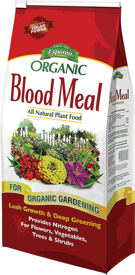 Espoma Company - Organic Blood Meal All Natural Plant Food - Key Pet Supplies