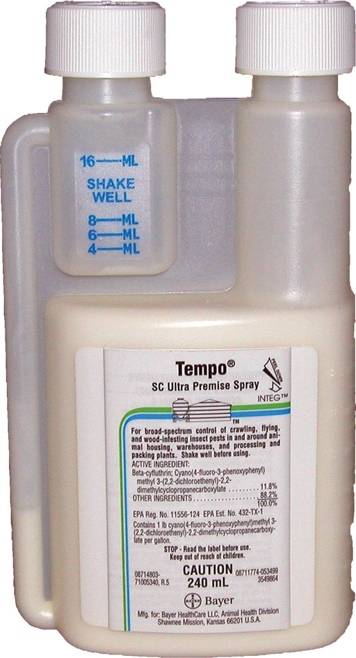 Bayer Animal Health     D - Tempo Sc Ultra Premise Pest Control Spray - Key Pet Supplies