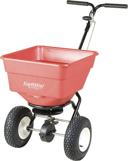 Earthway Products Inc   P - Commercial Broadcast Spreader - Key Pet Supplies