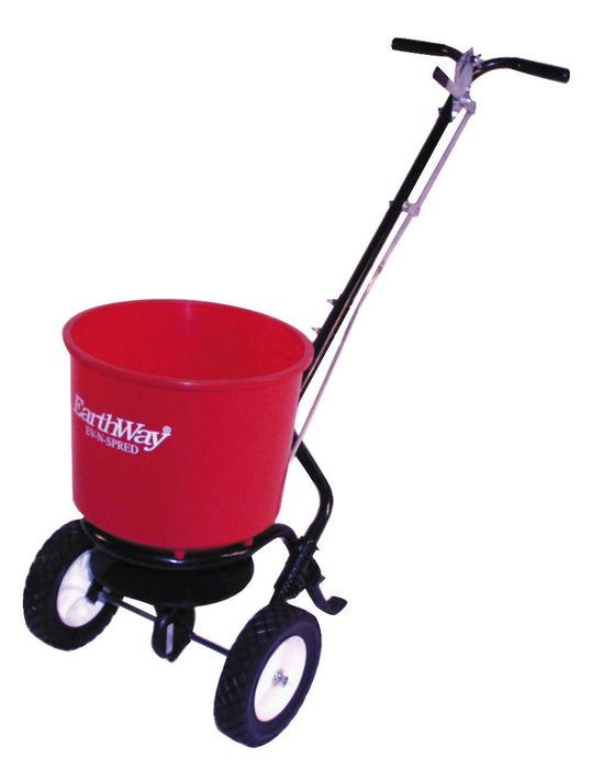 Earthway Products Inc   P - Medium Duty Deluxe Broadcast Spreader - Key Pet Supplies