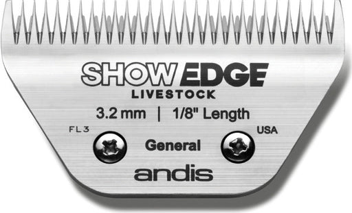Andis Company Equine-Showedge General Blade - Key Pet Supplies