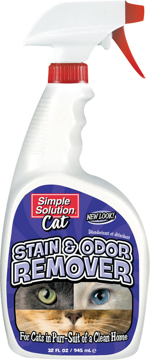 Bramton Company - Simple Solution Cat Stain & Odor Remover - Key Pet Supplies