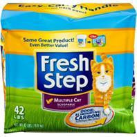 Clorox Petcare Products - Fresh Step Multi-cat Clumping Cat Litter - Key Pet Supplies