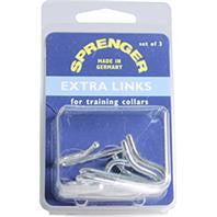 Coastal Pet Products - Sprenger Extra Links For Dog Training Collar - Key Pet Supplies