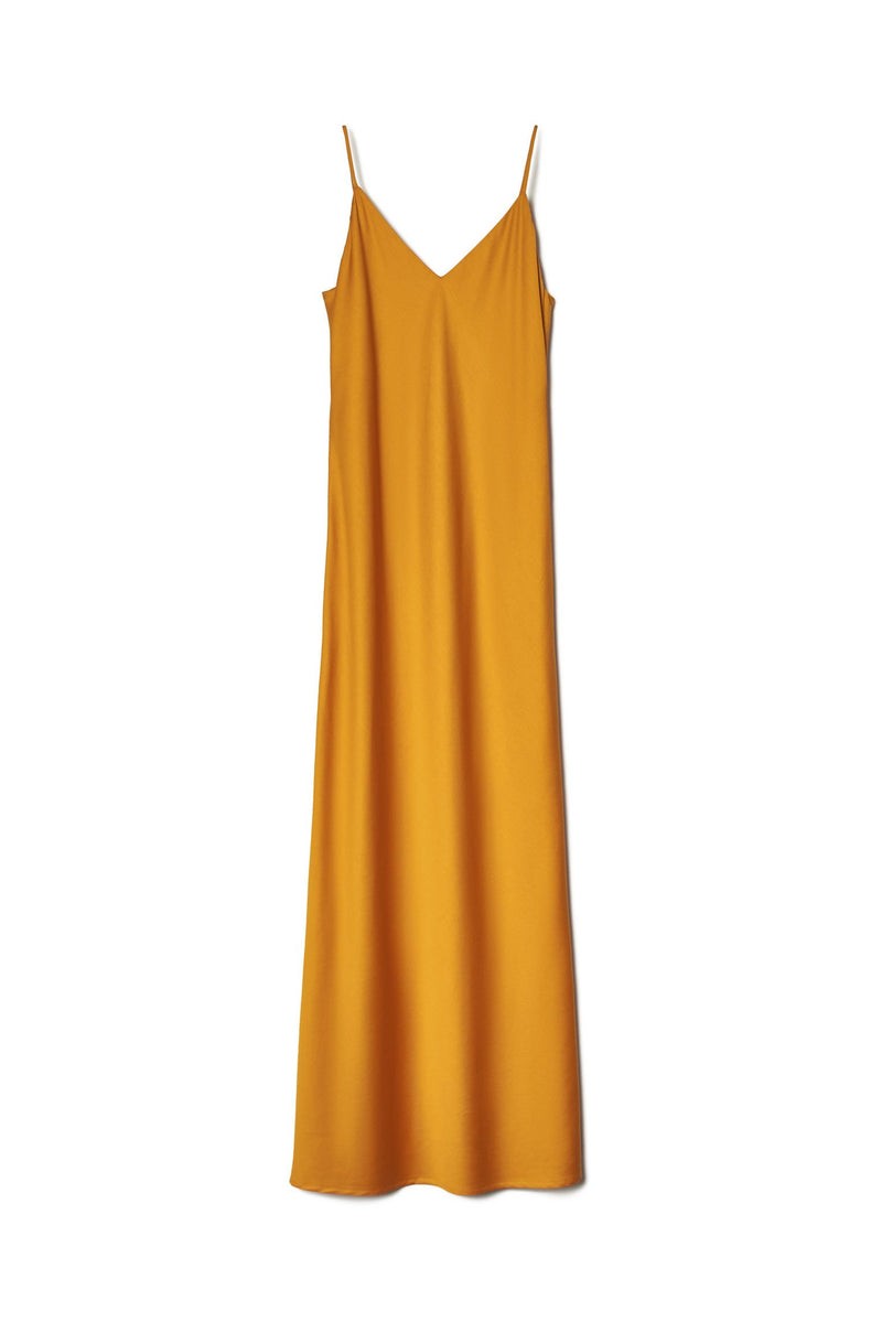 Ada Long Slip Dress