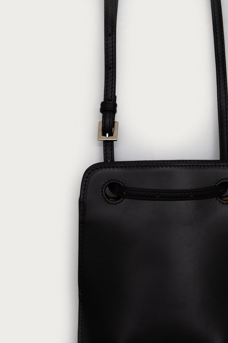 Artisanal Mini Leather Bag