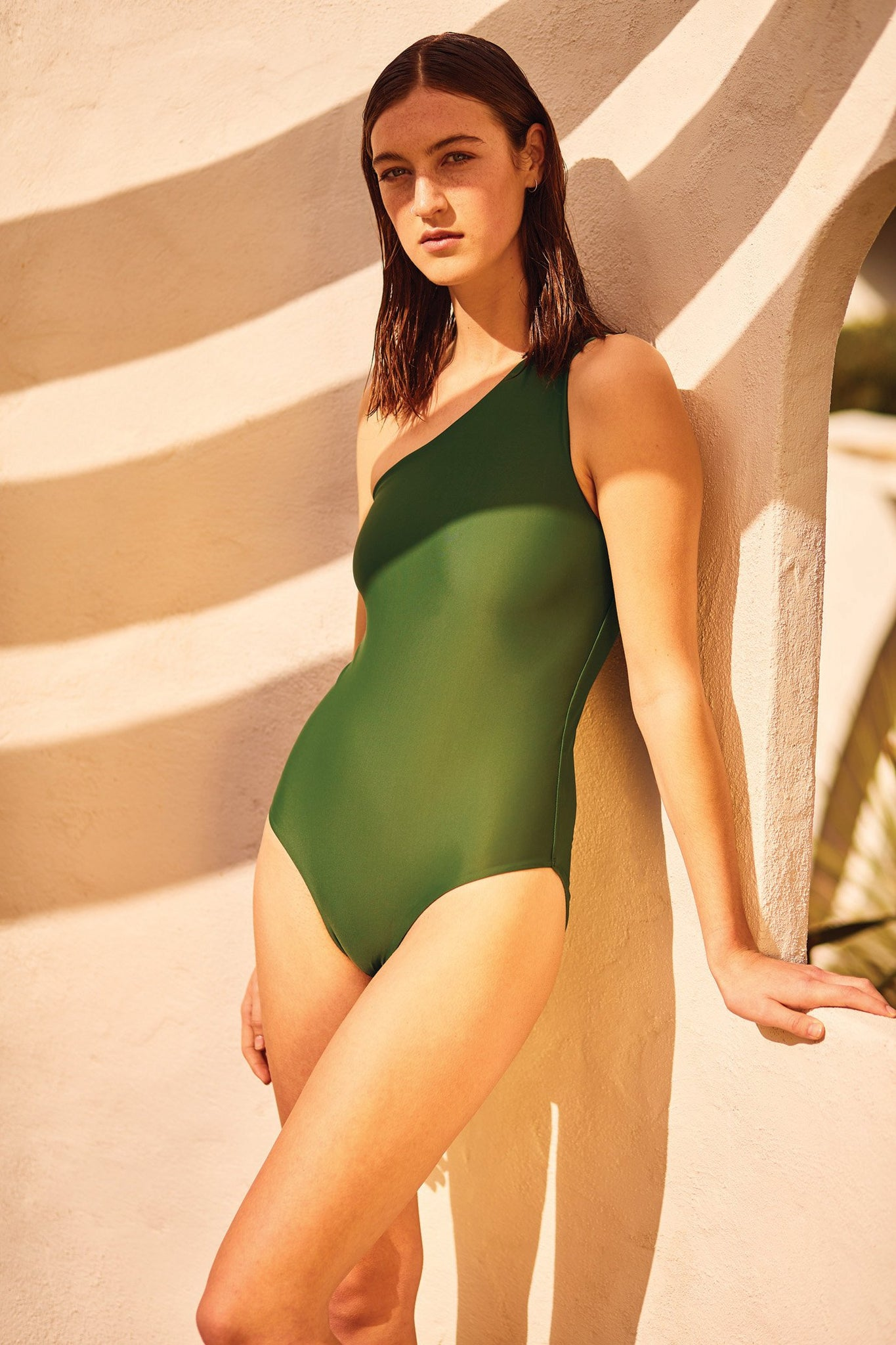 Asymmetric One Piece, Ivy