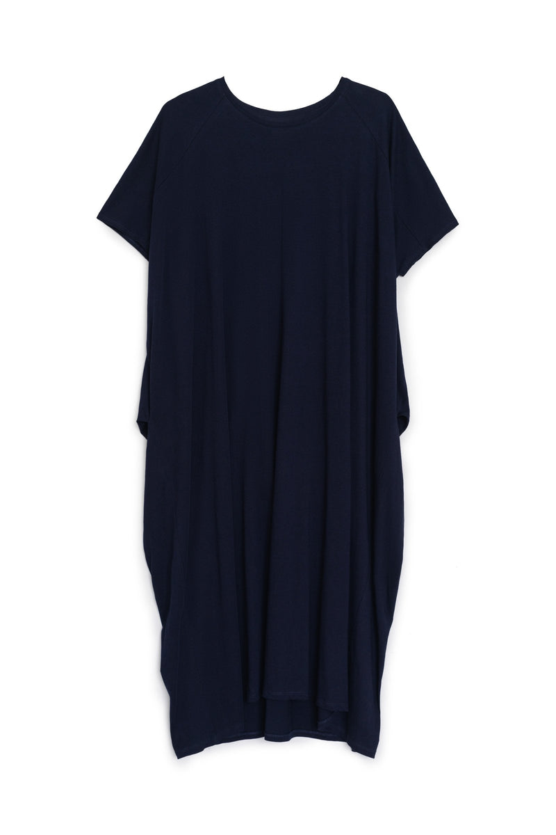 Side Pleat Dress