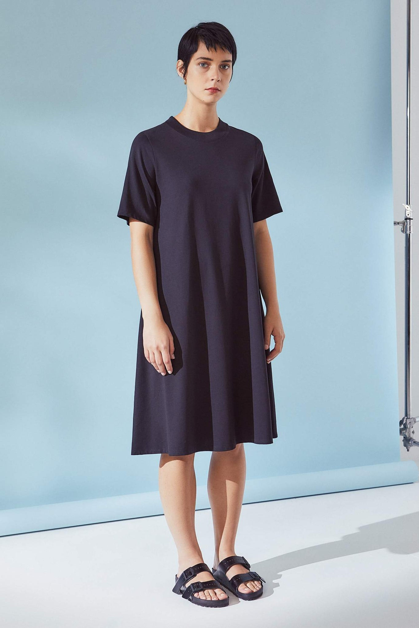 Triangle T-Shirt Dress