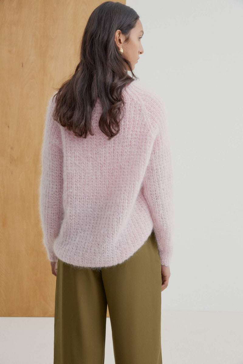 Whisper Hand Knit Jumper