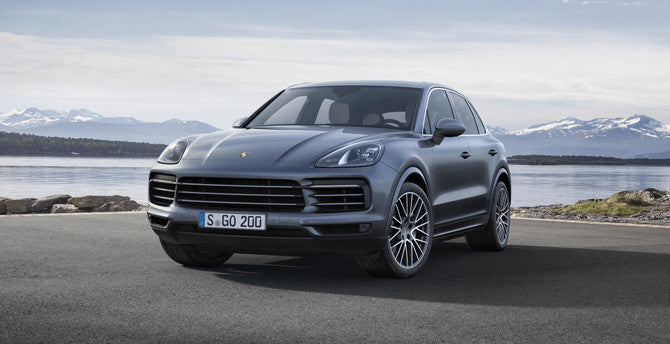 REVIEW: PORSCHE'S ALL-NEW CAYENNE TAKES ON DESERT TERRAIN