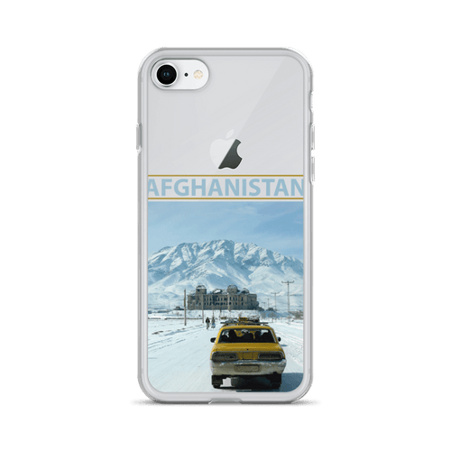 Afghanistan iPhone Case