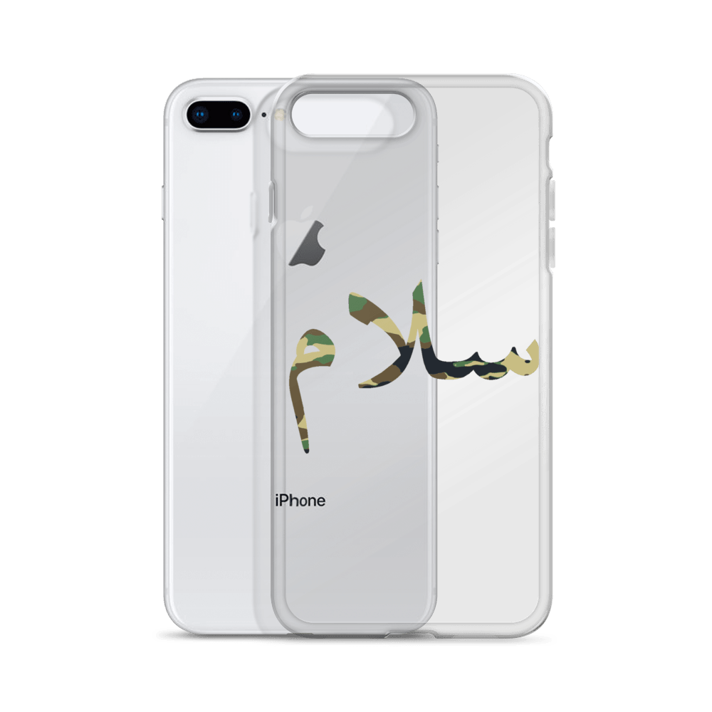 Camo Salam iPhone Case