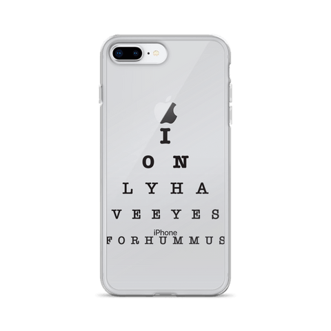"""Love"" iPhone Case"