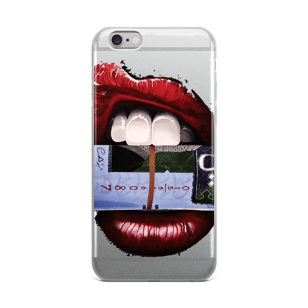 Money Bite iPhone Case