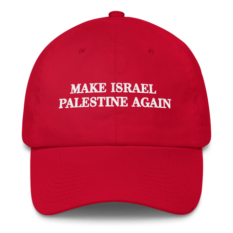 Make Israel Palestine Again (Structured)