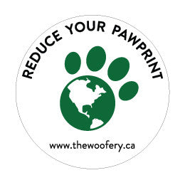 REDUCE YOUR PAWPRINT