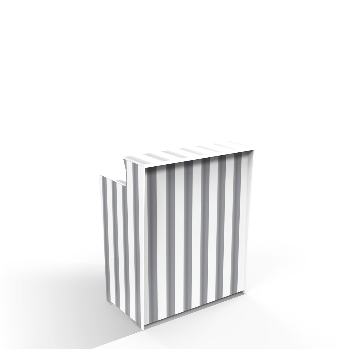 Silver Stripes 'Pop Up Bar'