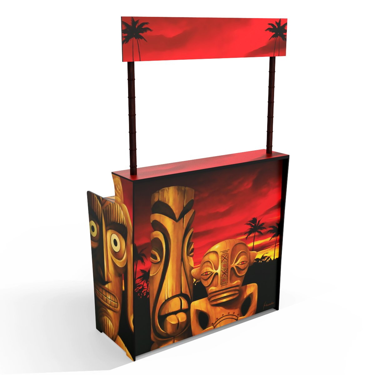 Sunset Tiki 'Pop Up Bar'