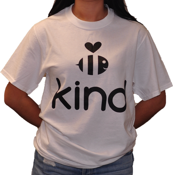 Be Kind White Tee