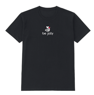 Be Jolly Black Holiday T Shirt ($9.99)