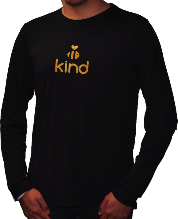 Be Kind Long Sleeve Shirt