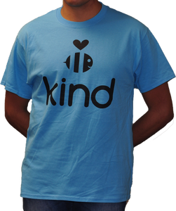 Be Kind Blue Tee