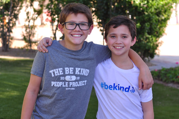 #BEKIND Youth Short Sleeve