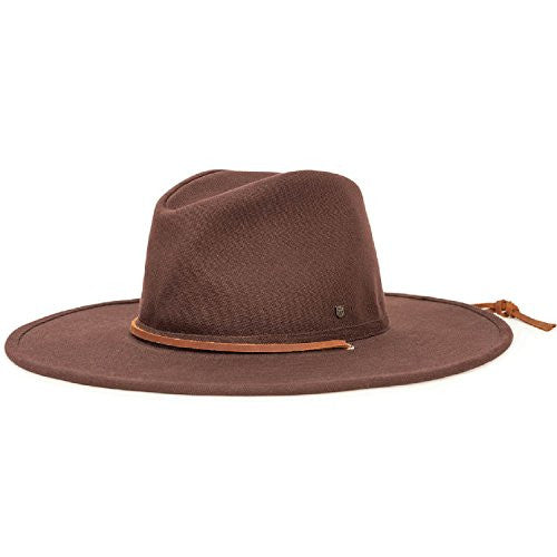 Brixton Ranger II (Brown) Hat-Small