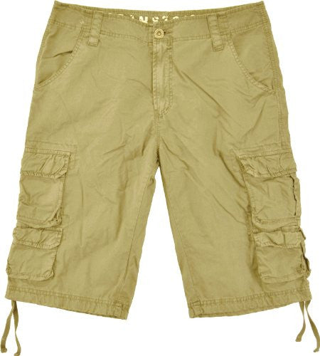 Mens Stone Military Cargo Shorts #818s Size 40
