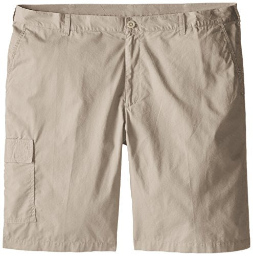 Columbia Men's Big-Tall Red Bluff Cargo Short, Fossil, 48x10