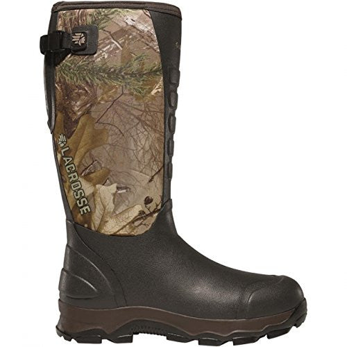 Lacrosse Hunting Boots, Realtree Extra, Size 10/7 mm