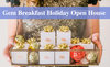 Gem Breakfast 2019 Holiday Open House