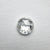 0.58ct 5.51x5.40x2.13mm Round Rosecut 18050-06