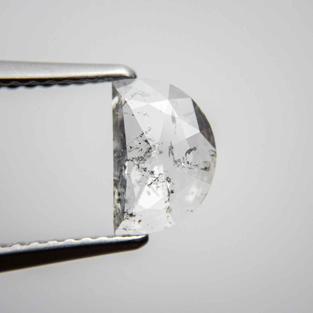 1.08ct 8.75x5.89x2.20mm Half Moon Rosecut 18121-02