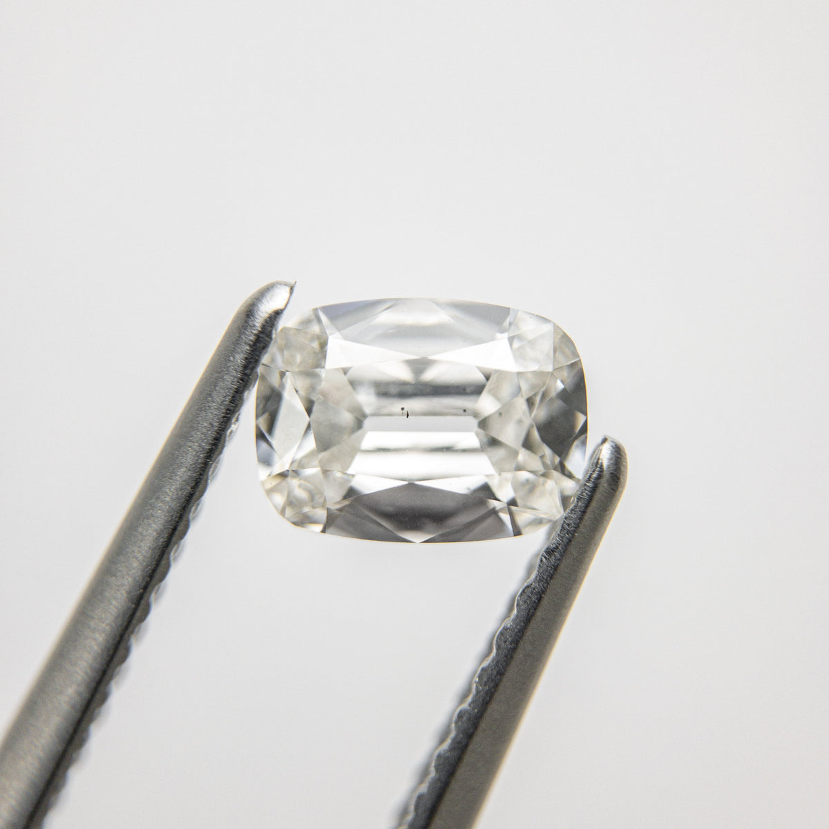 0.73ct 6.39x4.77x2.64mm SI1 H/I Modern Old Mine Cut 18214-02