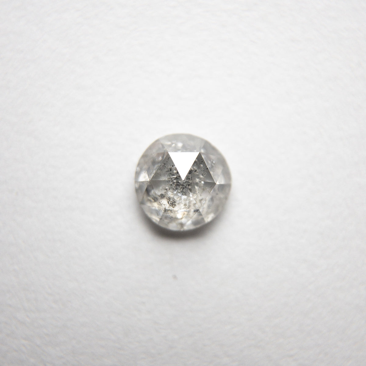 0.50ct 5.05x5.02x2.29mm Round Rosecut 18227-13
