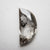 2.04ct 13.03x6.47x2.66mm Half Moon Rosecut 18230-02