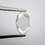 0.91ct 9.15x5.58x1.64mm VS1 I-J Oval Rosecut 18235-01 HOLD D1338