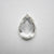1.02ct 8.16x6.07x2.24mm VS1 H Pear Rosecut 18235-07